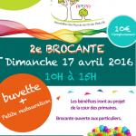 Brocante APEPA ≠ Dimanche 17 avril 2016 # 10-15h