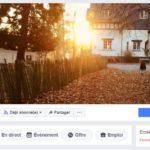 Une page Facebook pour l'école!
